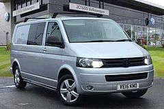 Volkswagen Transporter T32 Kombi Highline LWB 140 PS 2.0 TDI 6sp Manual