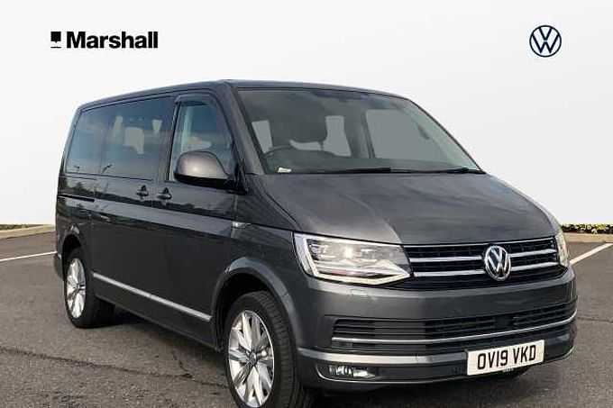 Volkswagen Caravelle SWB 2.0BiTDI 199PS Eu6 Executive 7sd DSG - LED LIGHTS, SUNROOF & MUCH MORE!